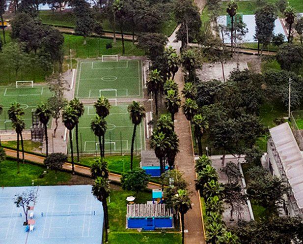 Parques Zonales de Lima Norte
