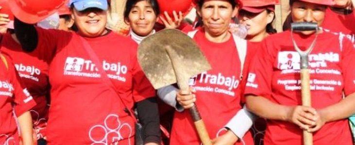 Programa Trabaja Perú en Lima Norte