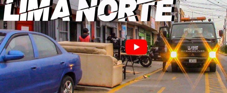 Ciclovias en Lima Norte