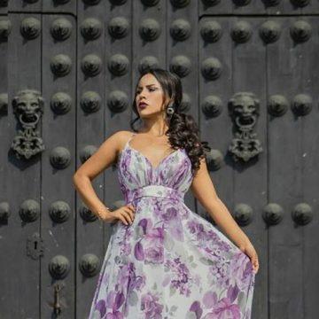 Claudia Ramos, candidata al Miss Lima Norte