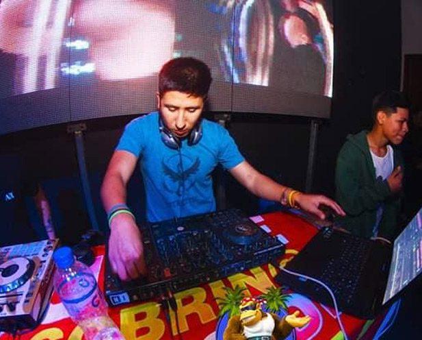 El DJ de Lima Norte: Anthony Ramos
