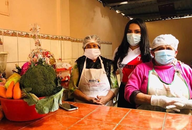 Ayudando a mujeres emprendedoras de Lima Norte