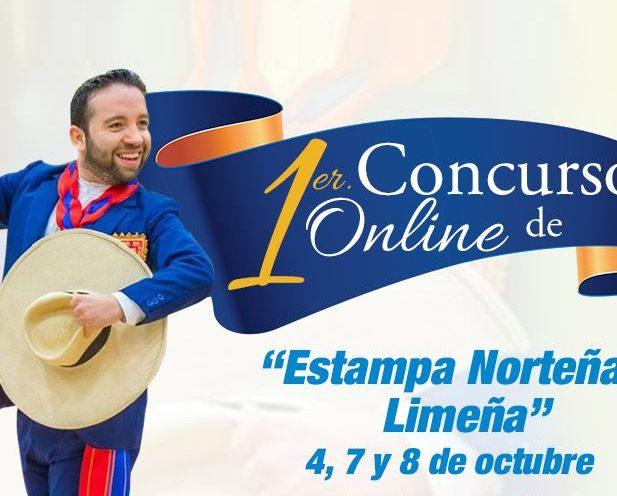 Concurso de Marinera en Lima Norte