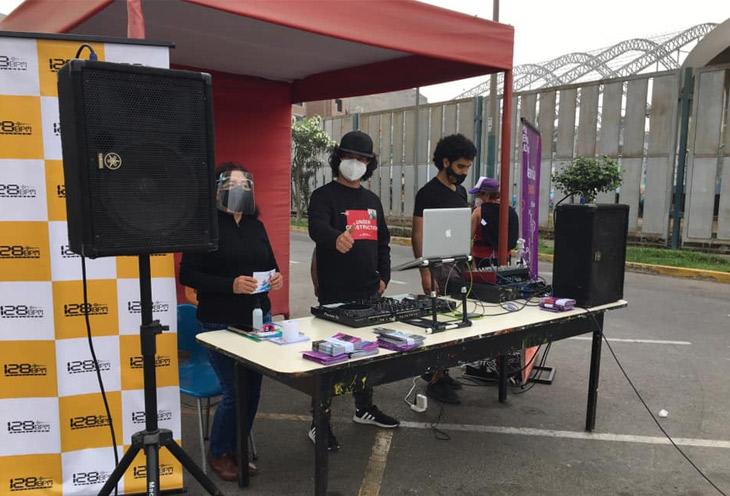 Escuela de DJ's en Lima Norte