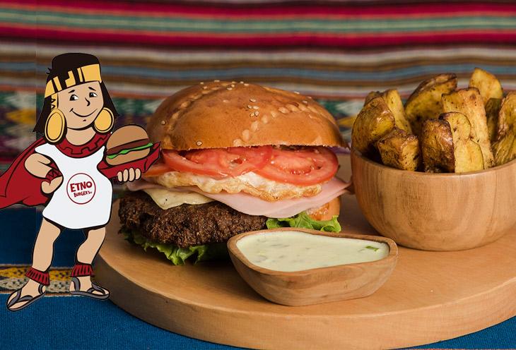 Etno Burger's hamburguesas en Lima Norte