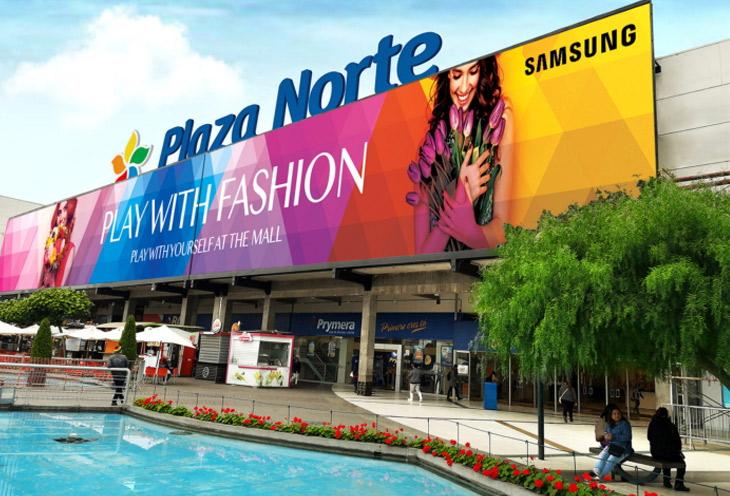 Centros Comerciales de Lima Norte