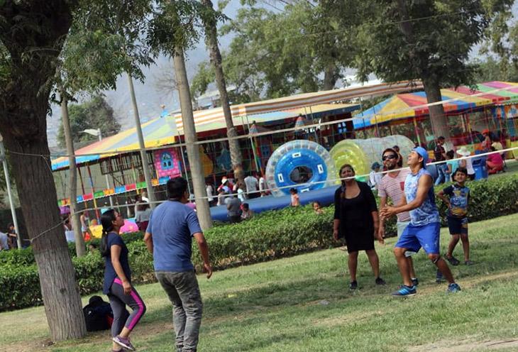 Celebra Fiestas Patrias en Lima Norte